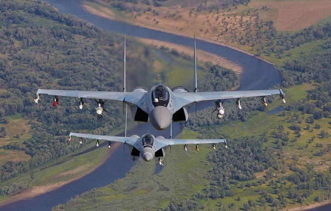 Su-35 chưa nóng máy Nga đã phải lập tức nâng cấp: Có gì bất thường? - Ảnh 1.