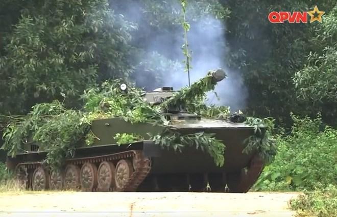 Phiên bản nâng cấp mới nhất của PT-76 có phù hợp với Việt Nam? - Ảnh 2.