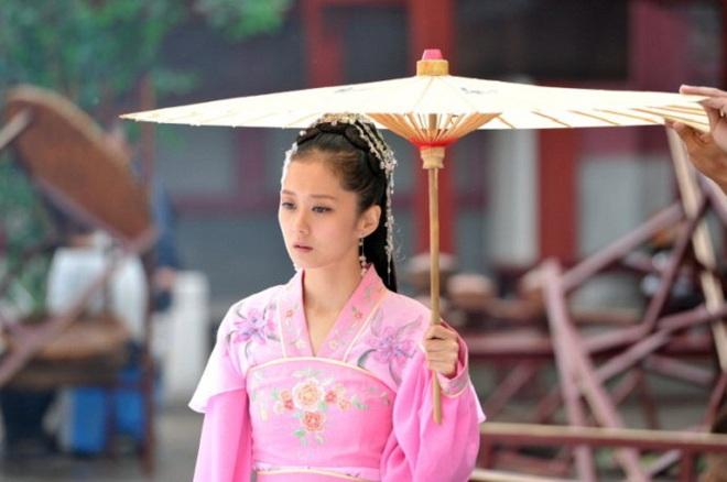 3 mỹ nhân Hàn đẹp nhất trong phim cổ trang Trung Quốc - Ảnh 12.