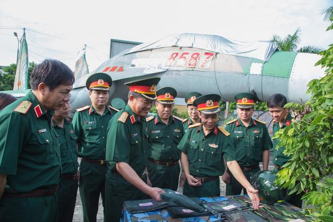 Ấn tượng quân sự Việt Nam tuần qua: Sản phẩm công nghiệp quốc phòng độc đáo của Việt Nam - Ảnh 6.