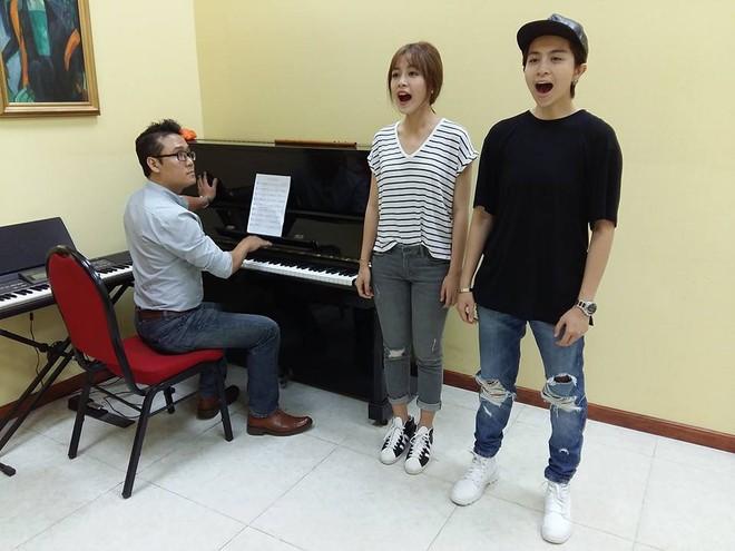 Giảng viên thanh nhạc: Chi Pu yêu nghệ thuật, có ý thức nghề cao - Ảnh 2.