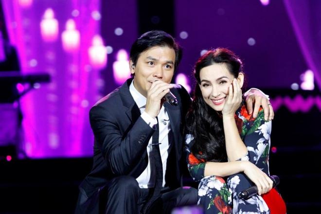 Mạnh Quỳnh và người tình Phi Nhung lần đầu làm liveshow chung - Ảnh 1.