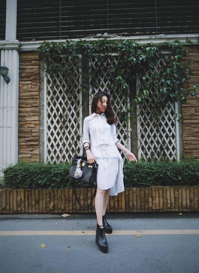 Hot girl Hà Tĩnh hát bản hit của Hồ Ngọc Hà hút 1,7 triệu lượt xem - Ảnh 4.