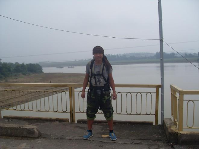 Cuộc hành trình đi bộ xuyên Việt 107 ngày của chàng trai Hà thành - Ảnh 9.