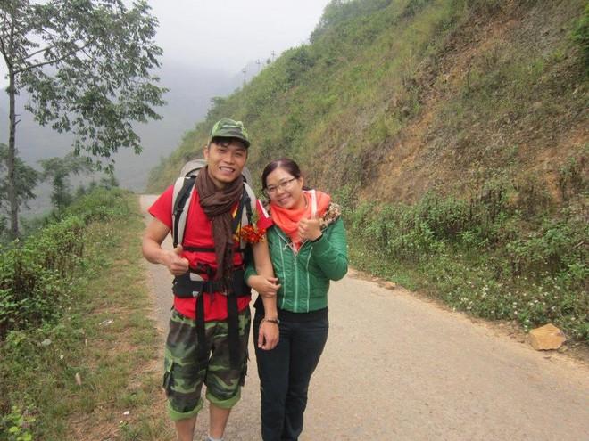 Cuộc hành trình đi bộ xuyên Việt 107 ngày của chàng trai Hà thành - Ảnh 2.