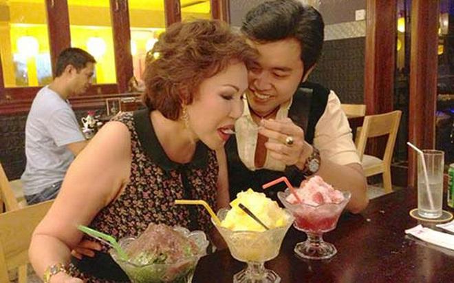 Giữa tin đồn chia tay, xem lại hình ảnh mặn nồng của Vũ Hoàng Việt với bạn gái tỷ phú U60