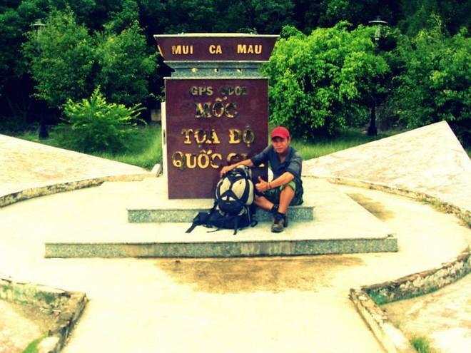 Cuộc hành trình đi bộ xuyên Việt 107 ngày của chàng trai Hà thành - Ảnh 10.