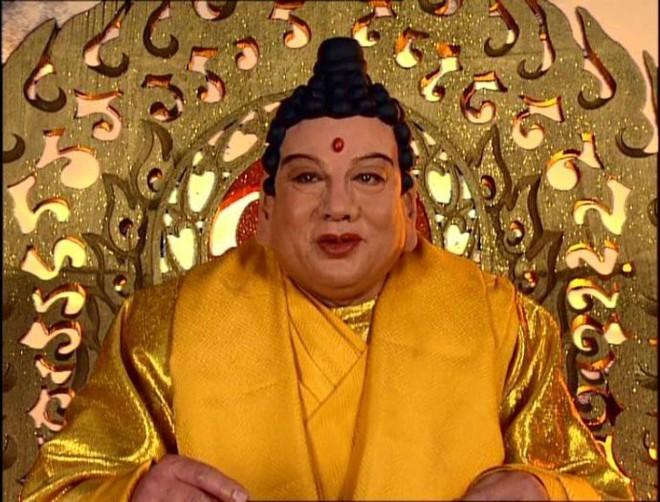 Diễn viên đóng Như Lai được bái lạy và những chuyện kỳ lạ của Tây Du Ký 1986 - Ảnh 3.
