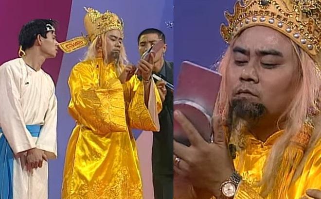 Không phải Quốc Khánh, đây mới là người đầu tiên đóng vai Ngọc Hoàng trong Táo quân