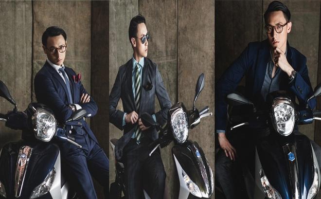 Xe máy và đàn ông sành điệu?