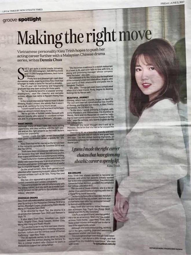 Một năm sau khi ảnh được lên Reuters, cô gái Sài Thành giờ đã trở thành diễn viên được săn đón - Ảnh 7.