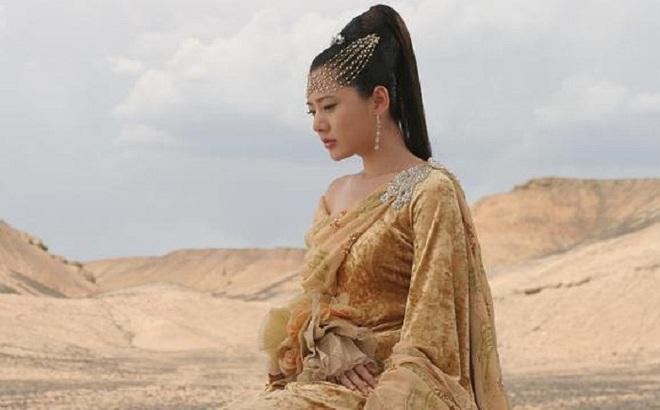 3 mỹ nhân Hàn đẹp nhất trong phim cổ trang Trung Quốc