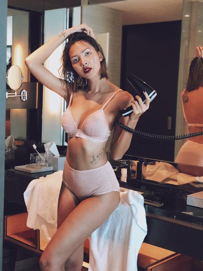 Loạt ảnh da nâu nóng bỏng của Minh Triệu - Ảnh 8.