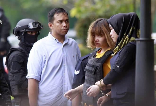 Đoàn Thị Hương bị Malaysia truy tố tội danh giết người, đối mặt án tử hình - Ảnh 2.