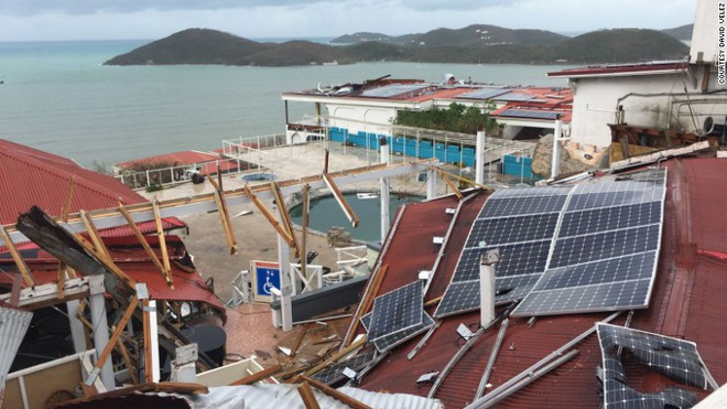 Siêu bão Irma đổ bộ như thước phim kinh dị, thổi bay nhà tù, hơn 100 tù nhân trốn thoát - Ảnh 8.