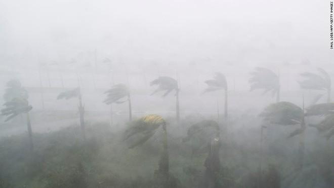 Siêu bão quái vật Irma tấn công dữ dội, Florida chới với trong biển nước - Ảnh 8.