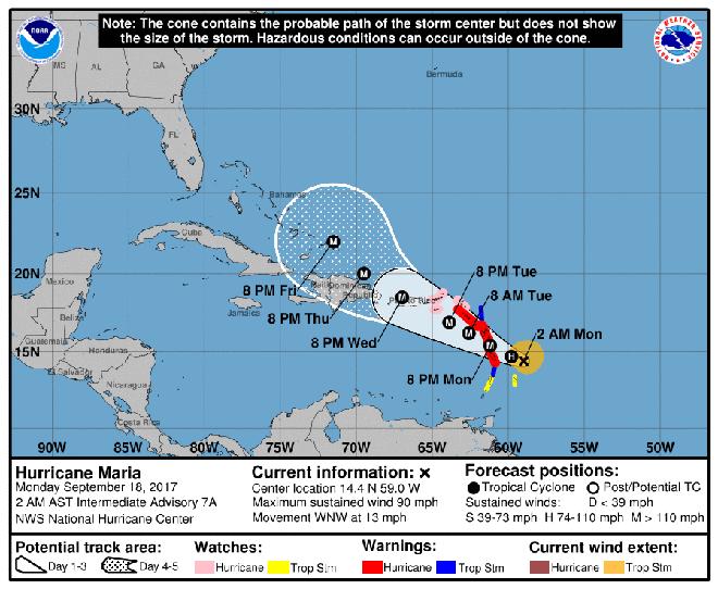 Nước Mỹ lại đứng ngồi không yên với 3 cơn bão mới, một trong chúng sẽ là siêu bão cấp 4 - Ảnh 2.
