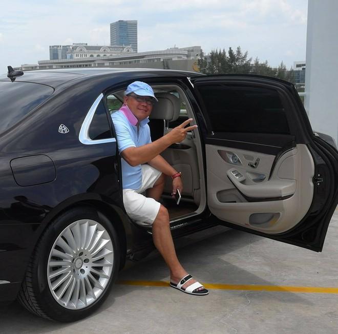 Khải Silk mua Maybach, bổ sung bộ sưu tập xe siêu sang tiền tỷ - Ảnh 1.