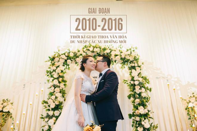 Bộ ảnh 100 năm đám cưới Việt Nam khiến người xem vừa lạ vừa quen - Ảnh 13.