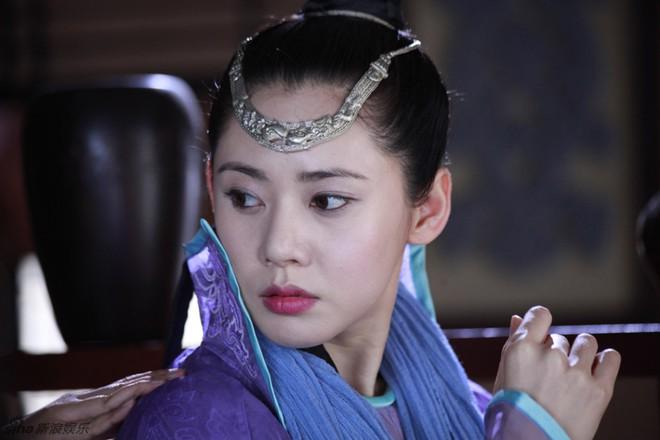 3 mỹ nhân Hàn đẹp nhất trong phim cổ trang Trung Quốc - Ảnh 18.