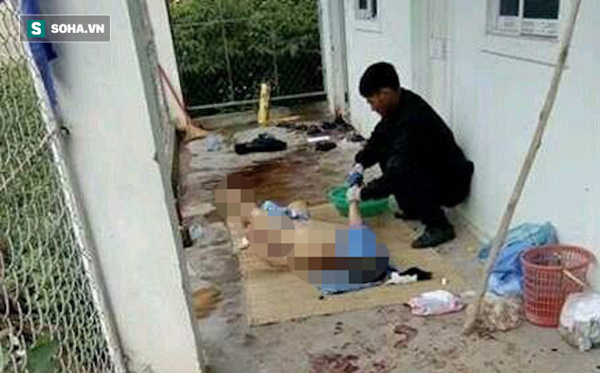 Nghệ An: Nam thanh niên vác dao đâm chết bạn cùng trọ