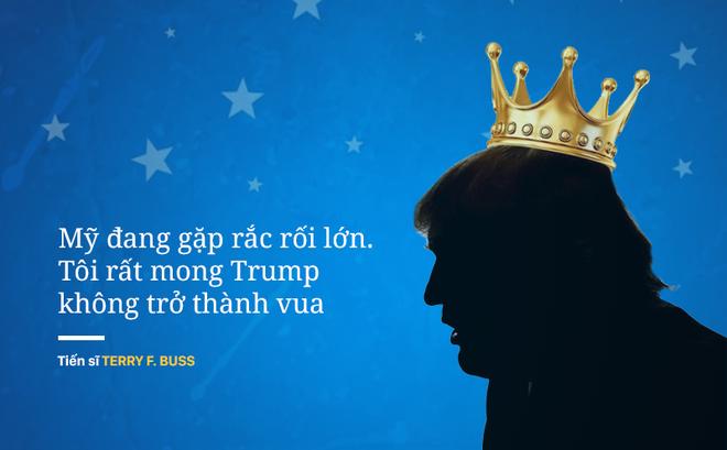 Chuyện ly kỳ về 100 ngày đầu tiên tại nhiệm sở của Tổng thống Mỹ Donald Trump