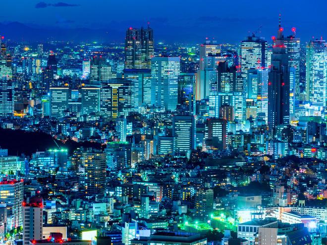 Chùm ảnh: Từ một làng chài nhỏ, Tokyo lột xác trở thành thủ đô hoa lệ bậc nhất thế giới - Ảnh 18.