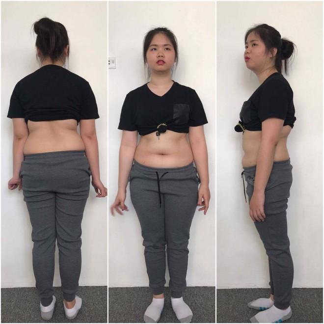 Gặp lại sau 2 tháng giảm cân, cô gái Hà Thành khiến bao người kinh ngạc - Ảnh 6.