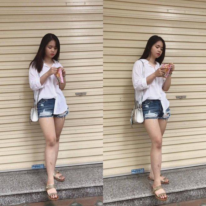 Gặp lại sau 2 tháng giảm cân, cô gái Hà Thành khiến bao người kinh ngạc - Ảnh 7.