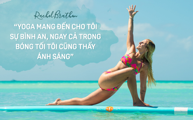 Bí mật dữ dội đằng sau tư thế trên nước tuyệt đỉnh của cô giáo yoga hot nhất thế giới - Ảnh 1.