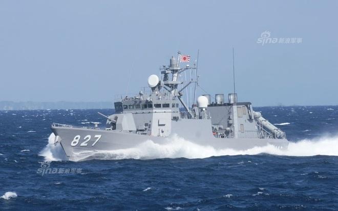 Vì sao Hải quân Trung Quốc đặc biệt lo ngại tàu tên lửa Hayabusa của Nhật Bản? - Ảnh 2.