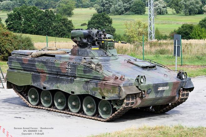 Đưa pháo hạm lên xe chiến đấu bộ binh - Ý tưởng mang tính đột phá của Quân đội Đức - Ảnh 1.