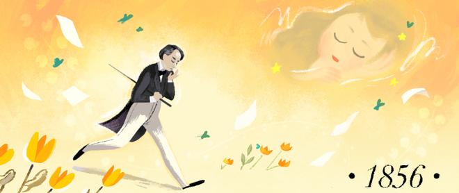Giải mã 4 bức tranh về Victor Hugo trên trang chủ Google hôm nay 30/6 - Ảnh 2.