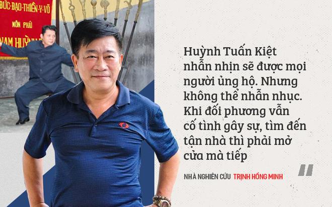 Bức tranh con hổ giấy trong làng võ Việt: Chuyện Mike Tyson cắn tai và bí kíp võ mồm - Ảnh 4.