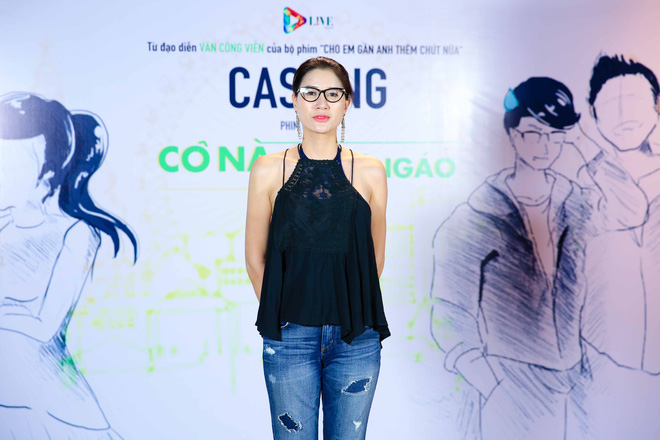 Clip Trang Trần bị đạo diễn từ chối vai nữ sinh 18 tuổi - Ảnh 2.