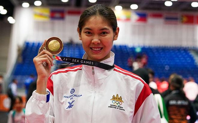 Chỉ có 3 HCV, Campuchia ăn mừng như thể vô địch SEA Games