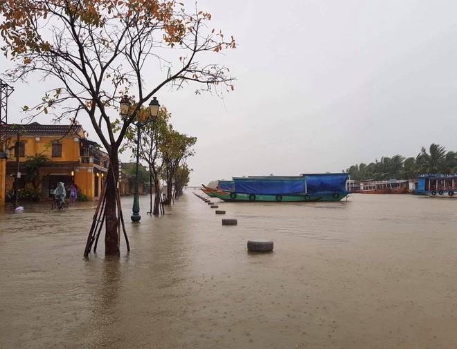 Bão số 12: Sân bay Đà Nẵng mưa to, gió lớn, hành khách co ro vì lạnh - Ảnh 9.