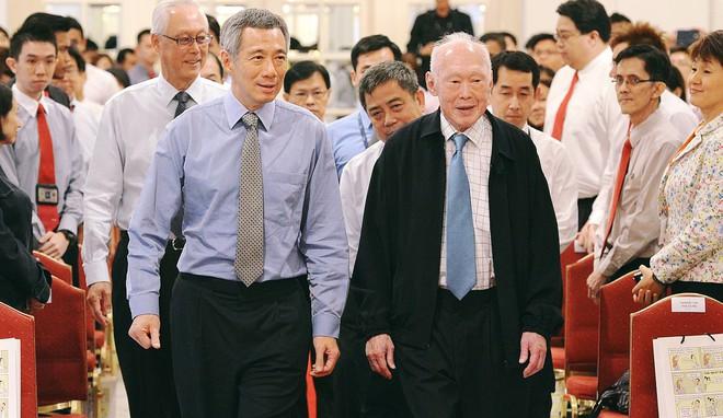 Thủ tướng Lý Hiển Long: Hết lòng vì mục tiêu Dân giàu, dân khỏe và Quốc gia thông minh - Ảnh 3.