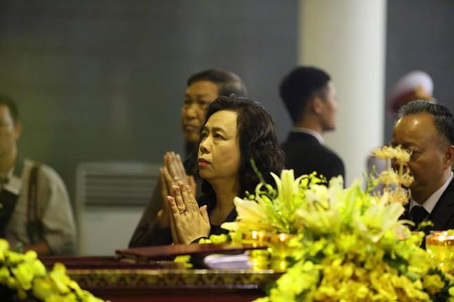 Tang lễ cụ Hoàng Thị Minh Hồ: Trưởng nam công khai di nguyện của cụ bà trước khi mất - Ảnh 15.