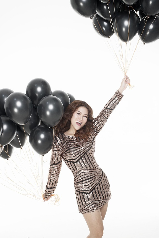 Ngọc Thanh Tâm khoe vóc dáng gợi cảm trong bộ ảnh mới - Ảnh 3.