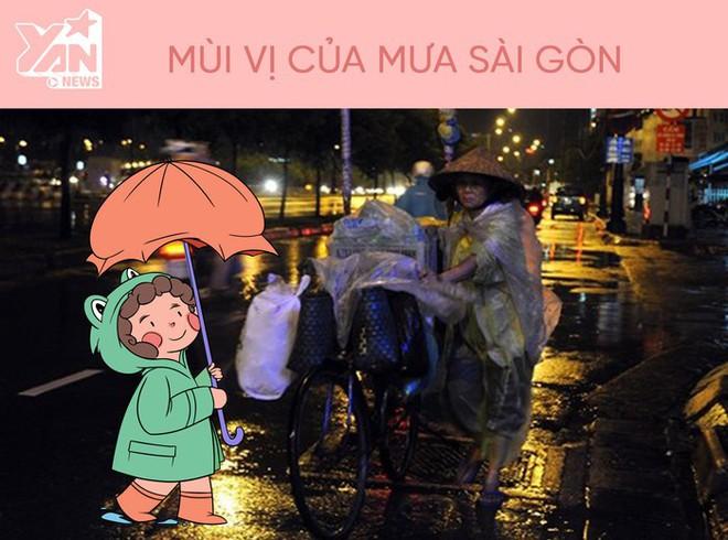 Những điều ý nghĩa về tình người chỉ có ở Sài Gòn vào những ngày mưa - Ảnh 3.