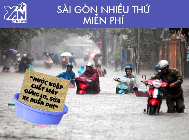 Những điều ý nghĩa về tình người chỉ có ở Sài Gòn vào những ngày mưa - Ảnh 7.