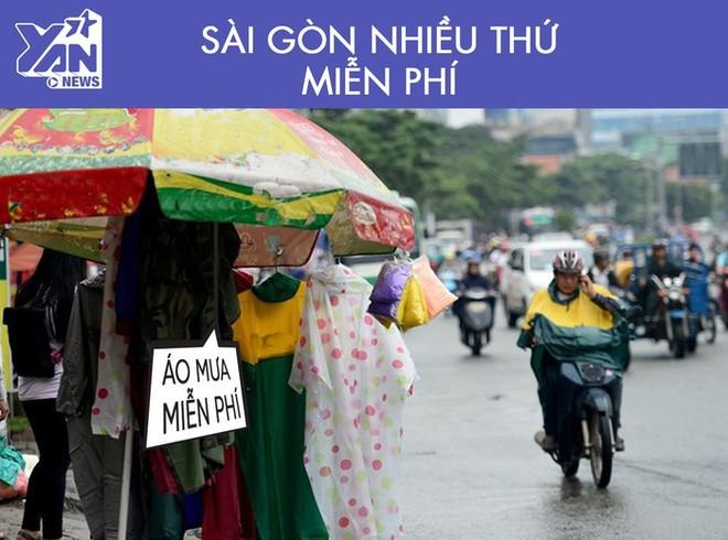 Những điều ý nghĩa về tình người chỉ có ở Sài Gòn vào những ngày mưa - Ảnh 6.