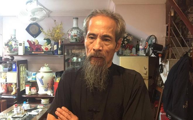 Phó chủ tịch phường: Diễn viên Chu Hùng không xin phép mà tự ý cải tạo, sửa chữa nhà