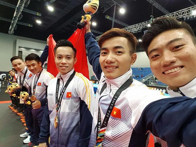 Tổng kết SEA Games 29 ngày 20/8: Wushu lập công đầu; TDDC giành HCV ấn tượng - Ảnh 2.