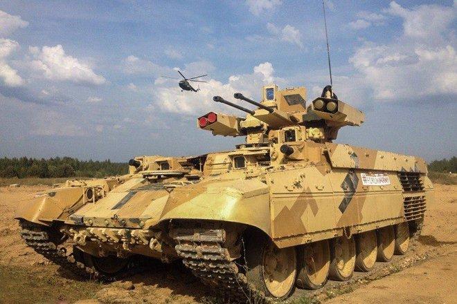 Kẻ hủy diệt BMPT cấp tốc tháo chạy khỏi Syria ngay khi vừa tham chiến - Ảnh 2.
