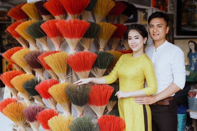 """Chuyện tình lãng mạn trên chuyến xe """"định mệnh"""" của cô giáo Quảng Trị cùng chàng kĩ sư - Ảnh 3."""