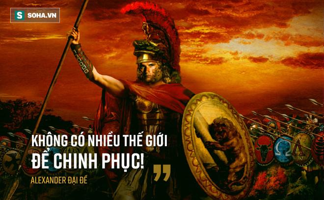 Giải mã sức mạnh đội quân siêu đẳng của Alexander Đại đế