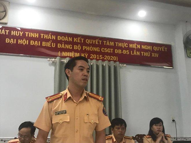 3 CSGT thừa nhận có mãi lộ ở gần Sân bay Tân Sơn Nhất - Ảnh 1.