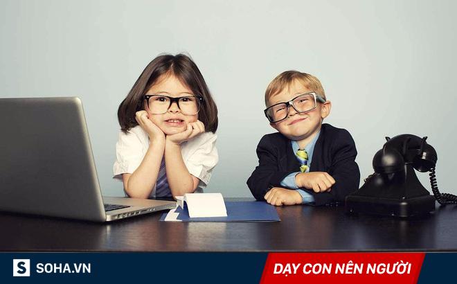 Đừng phó thác cho giáo viên, dạy con cho tốt, đó mới là sự nghiệp trọng đại nhất của bạn